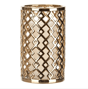 1-gold candle holder-kirklands