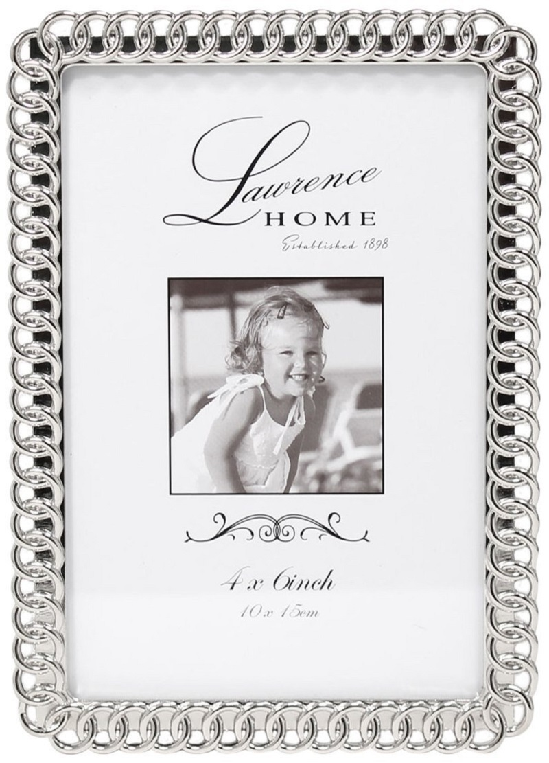 19-amazon silver picture frame