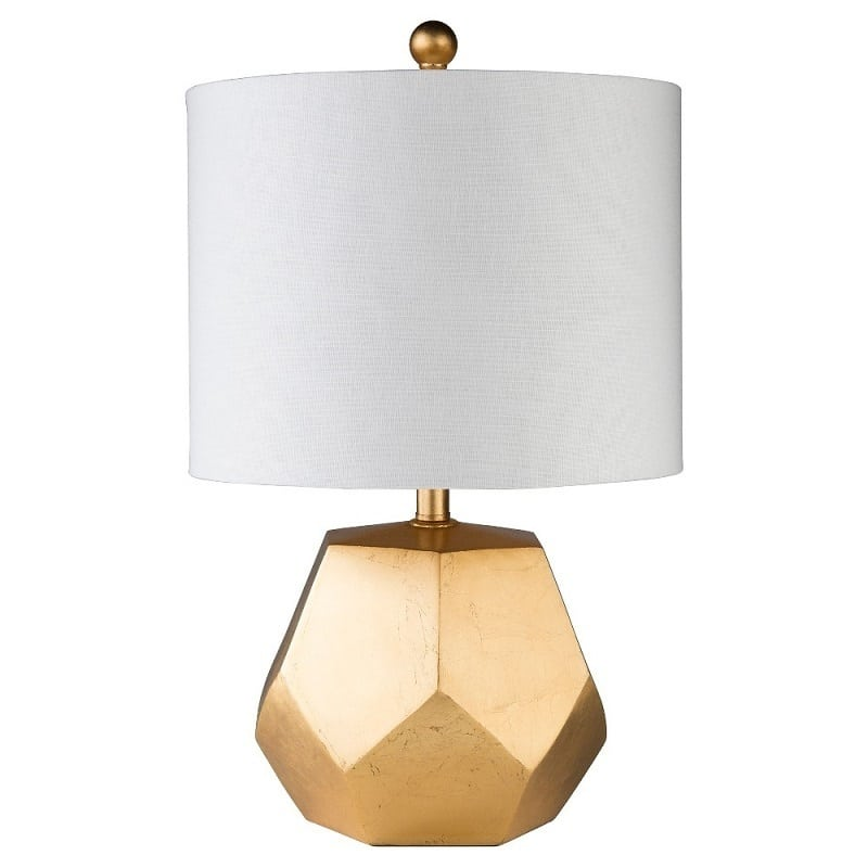 3-surya gold lamp