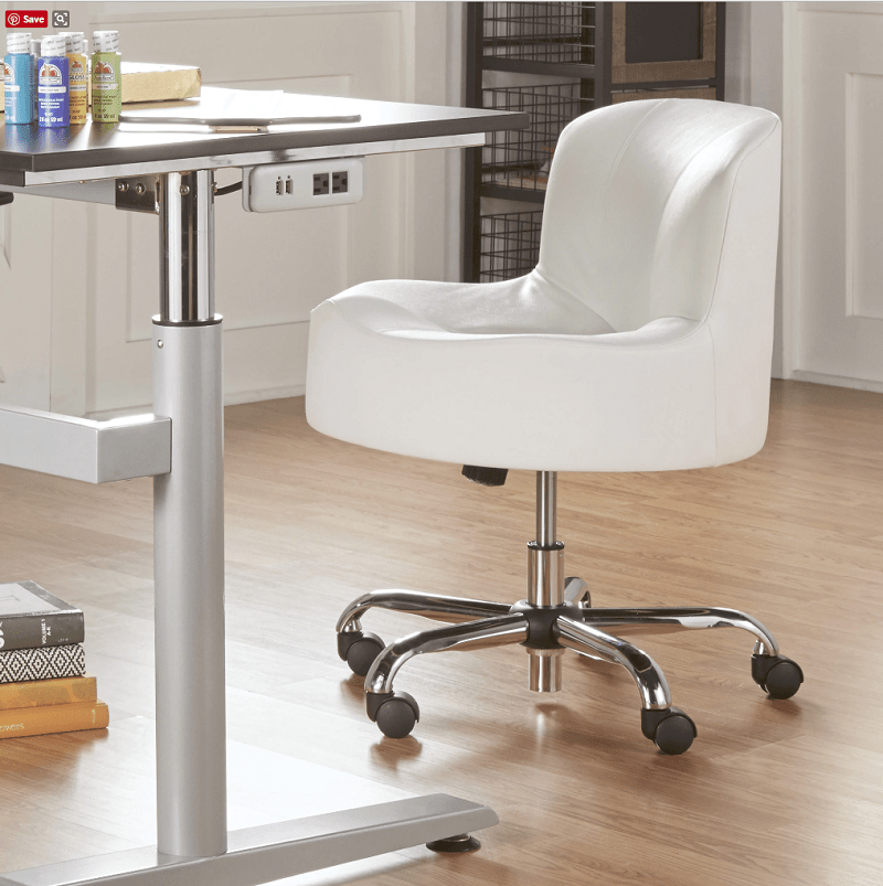 5-office-chairs-TRIBECCA-HOME-Bridgeport-Ergonomic-Contour-Adjustable-Swivel-Modern-Accent-Chair-with-Casters-min