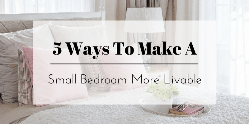 5 ways to make a bedroom_blog