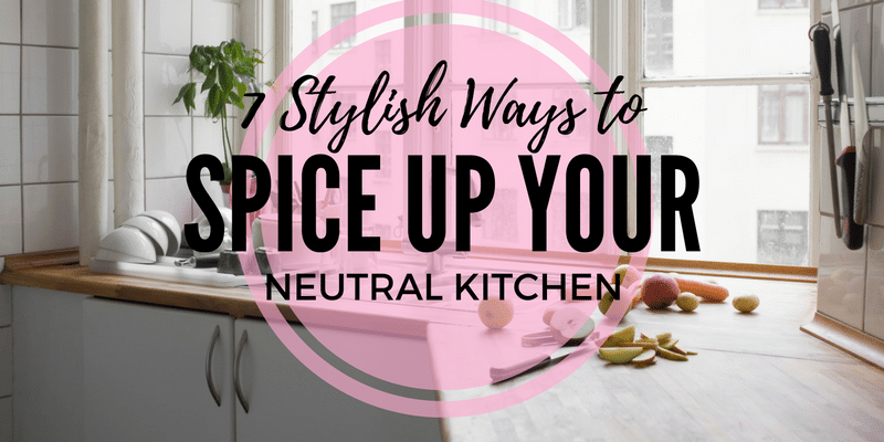7 stylish ways to spice-kitchen