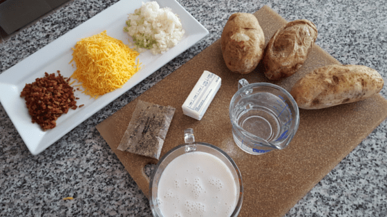 potato soup-ingredients
