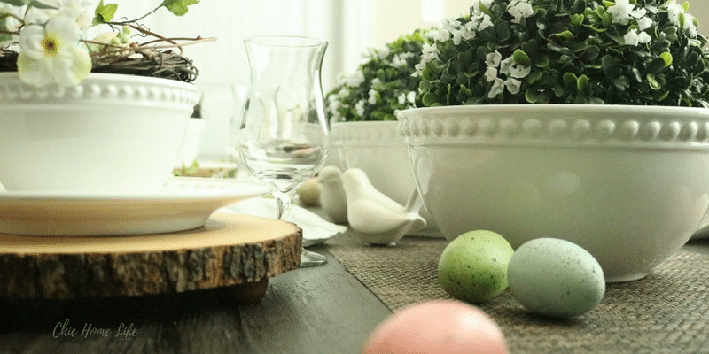 Easter table-1