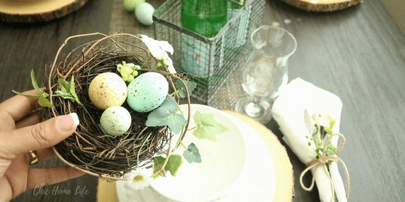 easter table-2