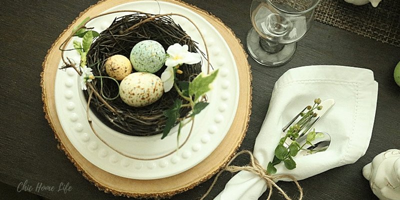 easter table-3