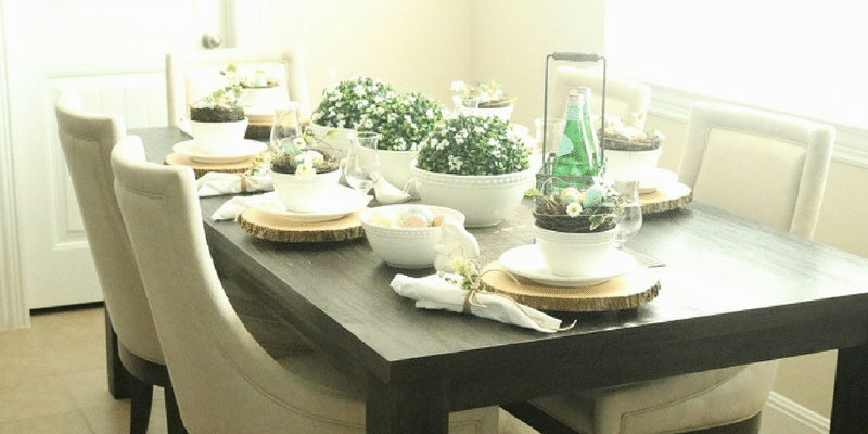 easter table-7