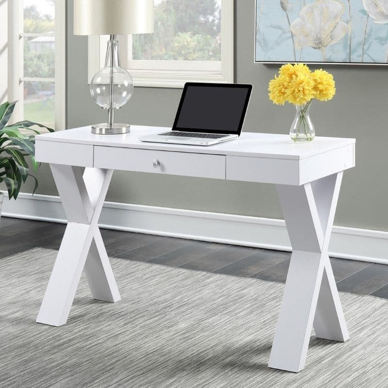 Porch-Den-Logan-Espresso-White-Wood-Desk-with-Drawer-1