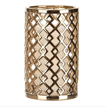 1-gold candle holder-kirklands