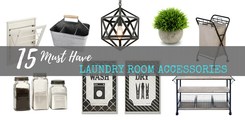 15 Must Have Laundry Room Accessories