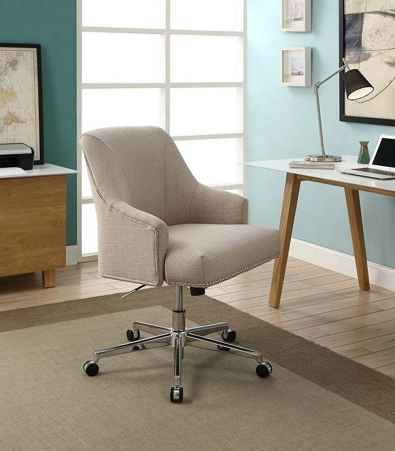 stylish desk chairs 10 stylish and comfy office chairs chic home 26920