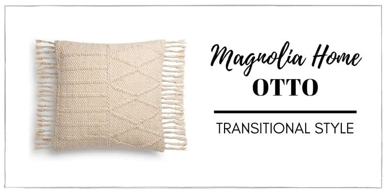 magnolia otto pillow