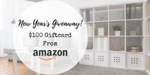 New Year 2017: Amazon Gift Card Giveaway