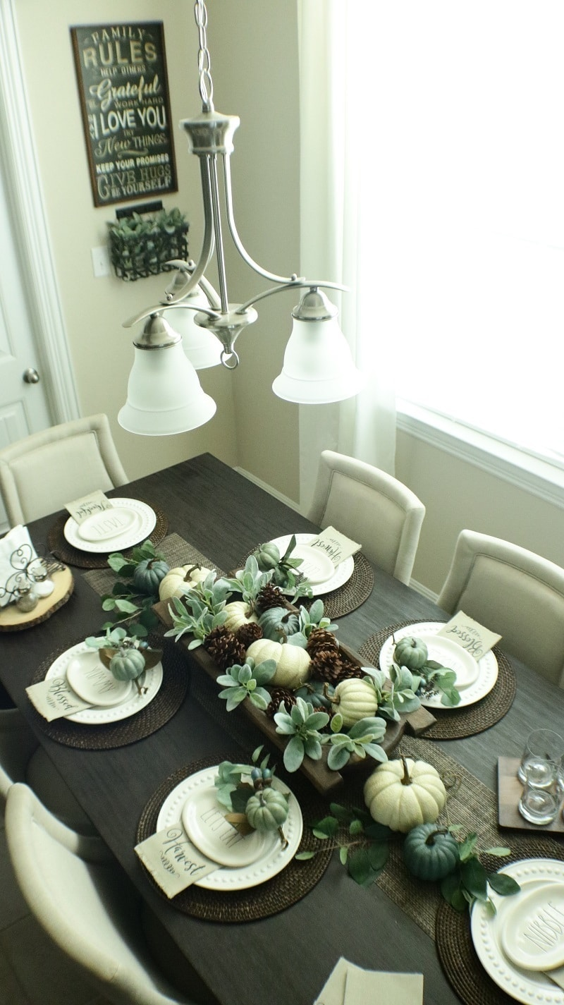 fall tablescape-ariel