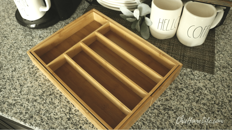 coffee bar-drawer