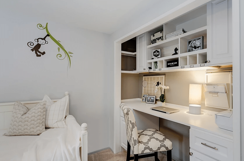 janelle interiors-closet office