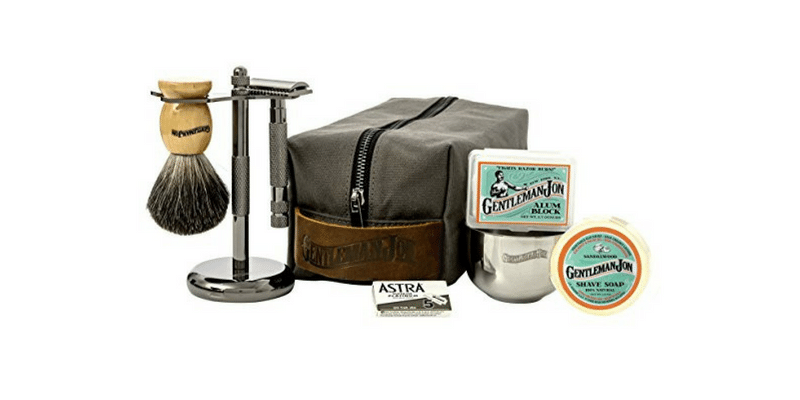 gentleman job shave kit