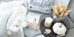 5 Simple Ways To Add Fall Decor To Your Living Room