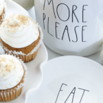 Fall Recipes: Yummy Pumpkin Spice Cupcakes