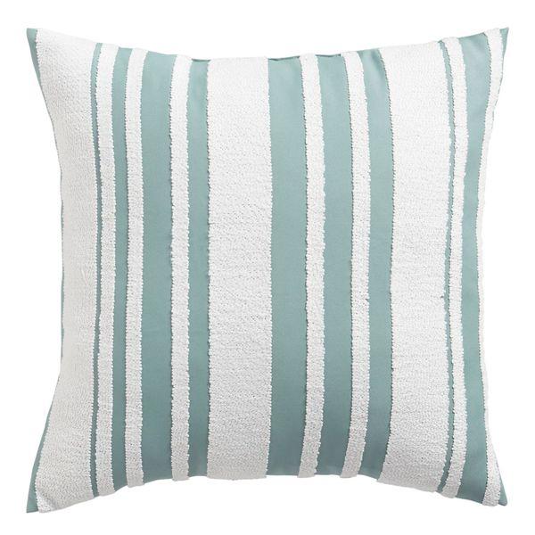 Farmhouse Basic Striped Maui Pillow