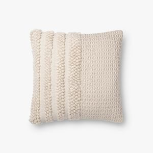 Magnolia Home Fritz Ivory Pillow