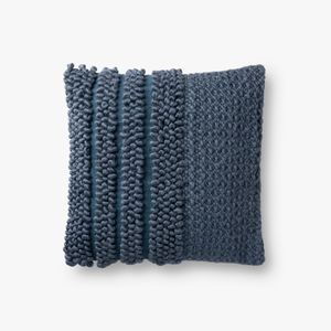 Magnolia Home Fritz Navy Pillow