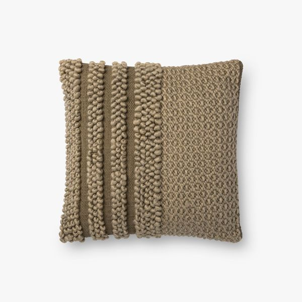 Magnolia Home Fritz Olive Pillow