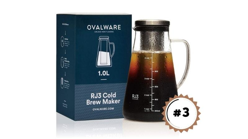 Ovalware RJ3 Brew Maker