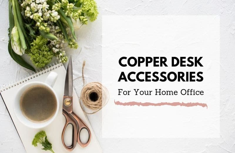 Copper-Desk-Accessories