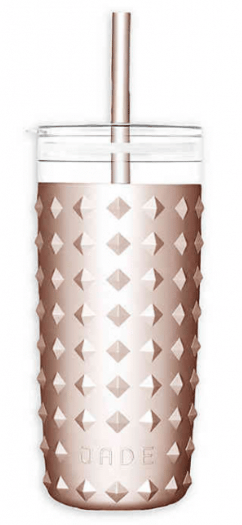 Jade® 30 oz. Insulated Tumbler in Rose Gold