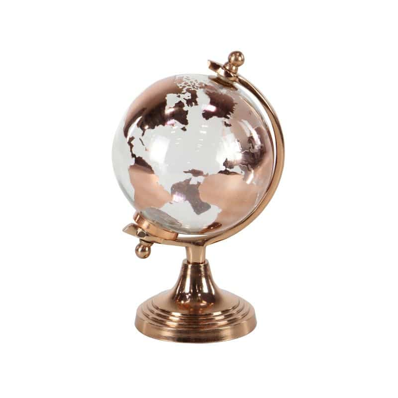 modern-11-x-6-Inch-copper-glass-and-aluminum-globe-decor