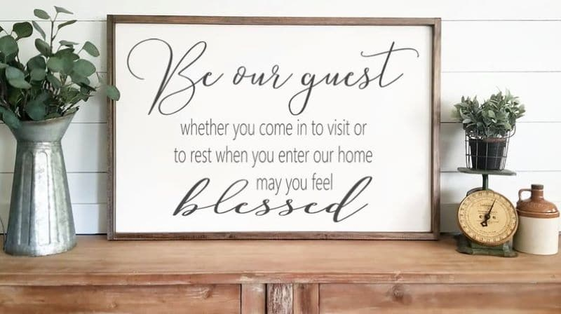 be-our-guest-framed-wood-sign