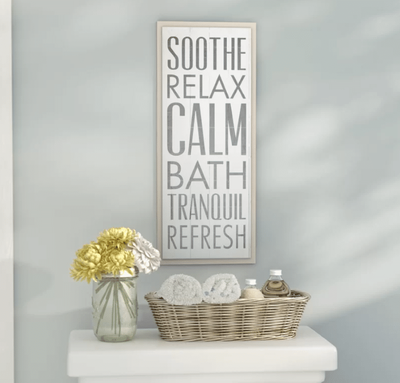 Soothe, relax, calm, bath, tranquil, refresh