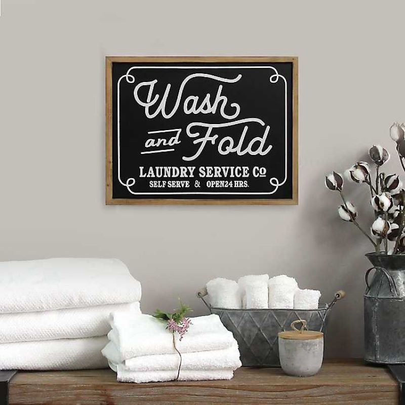 wash-and-fold-framed-wall-plaque