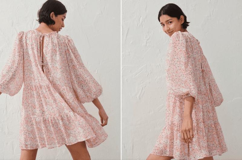 H&M Wide-Cute Dress