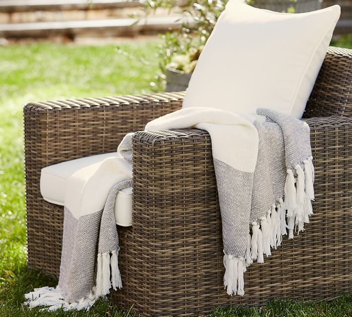 pottery barn patio chair