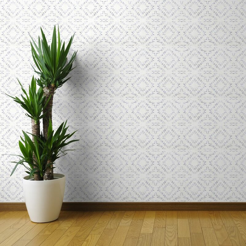Malonne wallpaper design