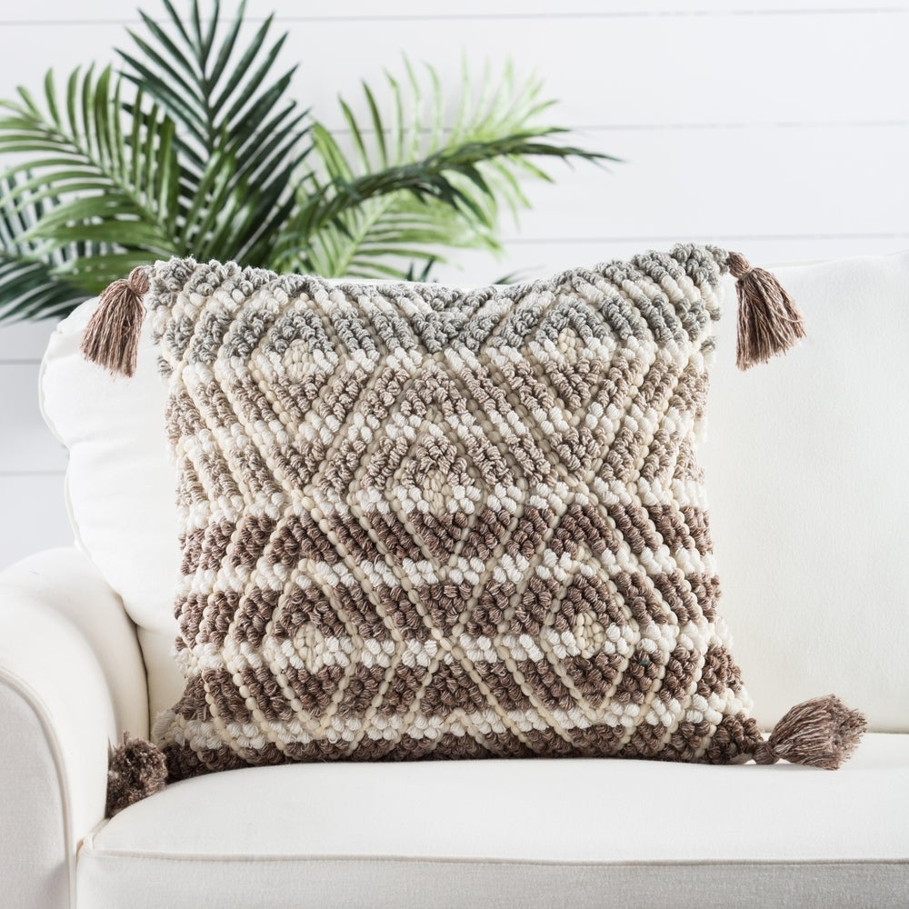 The Agave Geometric Throw